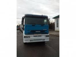 caminhão trator Iveco eurotech cursor 2002