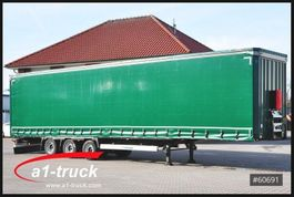 semirremolque de gran volumen Krone SD, Tautliner, Mega, neue Plane, 445/45 R 19.5 2013