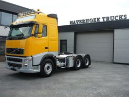 cab over engine Volvo FH 480 6x4 Tractor with hydraulic 2008