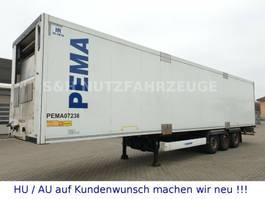 refrigerated semi trailer Krone Doppelstock ohne Agregatt Aluboden Bahnverladbar 2013