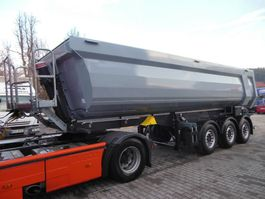 tipper semi trailer Schwarzmüller KIS 3/E, 29m3, NEUE 2020