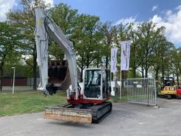 crawler excavator Takeuchi TB 290  stage III Tier 4 2019