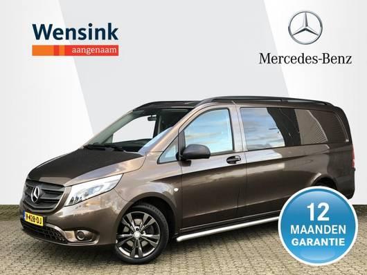 lcv chiuso Mercedes Benz Vito 119 CDI  191 PK L GB EU6 | Automaat, Cruise Control, Trekhaak  (AHW... 2017
