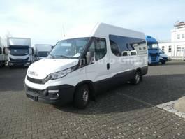 minibus Iveco Daily 35S13 BUS 9 Sitzer Auffahrrampe