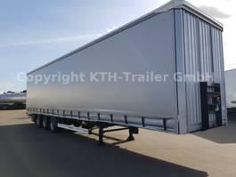 sliding curtain semi trailer Kaessbohrer Curtainsider / Schiebeplanenauflieger Typ SCS M