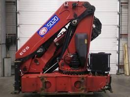 loader crane HMF 5020 K6 2014