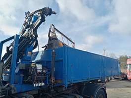loader crane PM 6522 nosturilava 2000