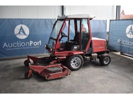 segadora agrícola Toro Groundmaster 3000-D