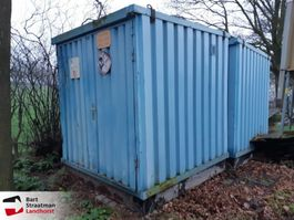inne pojemniki Hiltra milieucontainer chemocontainer