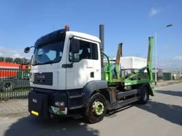container truck MAN TGA 18.310 !! PORTAALARMSYSTEEM !! 2003