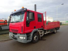 platform truck Iveco EURO CARGO 120E24 !! OPRIJWAGEN 2006