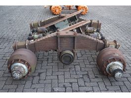 Other truck part Diverse Tendemstel 2-axles / BPW /  Steel suspension / Heavy Duty 1990