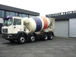 concrete mixer truck MAN FE 35.360 8x4 Concrete Intermix 10.000 Liter 2003