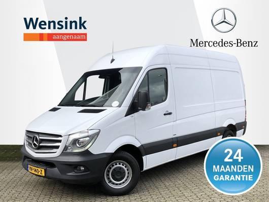 lcv chiuso Mercedes Benz Sprinter 319 CDI 190 PK L2 H2 GB EU6 | Airco, Automaat 7 Traps, Trekhaak... 2016