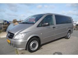 minivan - passenger coach car Mercedes-Benz Vito 113 CDI 343 9 persoons XXL excl btw 2013