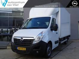 Koffer Transporter < 7.5 tonnen Opel Movano L3H1 145Pk. Bakwagen met laadklep *NAVI*CAMERA* 2019