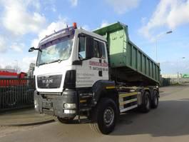 heavy duty tractorhead MAN 33.440 6 X 6 !! TREKKER / KIPPER !! 2009