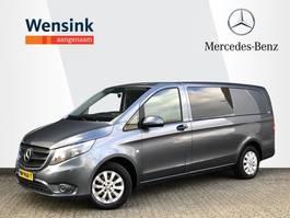lcv chiuso Mercedes Benz Vito 114 CDI 136 PK L Dubbele Cabine EU5 | Automaat, Cruise Control, Air... 2015