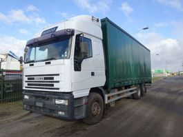 closed box truck > 7.5 t Iveco EUROTECH 240E42 6 X 2 !! EURO 2 !! 1999