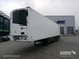 refrigerated semi trailer Schmitz Cargobull Tiefkühlkoffer Blumen 2018