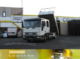 tipper truck > 7.5 t Iveco 80E17 doka kipper 2003