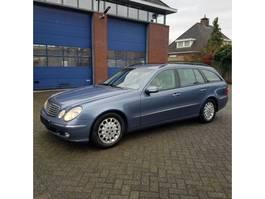 легковой автомобиль-универсал Mercedes Benz E 220 CDI automaat Combi Elegance 2003