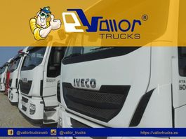 cab over engine Iveco Different models 2014-2015