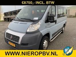 minivan - passenger coach car Fiat FIAT DUCATO 9 persoons 2012