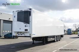 refrigerated semi trailer Krone SDR 27 - FP 60 ThermoKing SLXI300 36PB SAF 2018