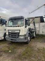 tipper truck > 7.5 t DAF LF  320 FA 2019