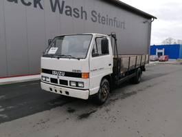 platform truck Isuzu NKR 3,6 7.500kg - Manuell - Euro0 1991