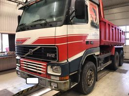 samochód wywrotka > 7.5 t Volvo FH12.420 - SOON EXPECTED - 6X2 MANUAL FULL STEEL HUBREDUCTION EURO 2 1998