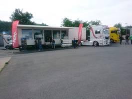 other semi trailers EKW VERKOOP-STAND TRAILER UITSCHUIFBAAR !!!!! 1990