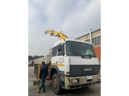 camion a cassone ribaltabile > 7.5 t Iveco IVECO 190.36 1989