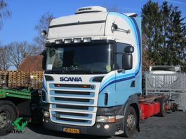 cabine truck part Scania Type R420 Euro 5 model