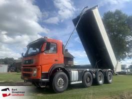tipper truck > 7.5 t Terberg FM2000-T 8x8 manual 2004
