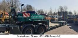 Tieflader Auflieger Goldhofer STZ-TL 3-32/80,Tiefbett absenkbar