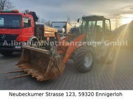 wheel loader Atlas AR 95, Schnellwechsler, Gabel, Klappschaufel 2007