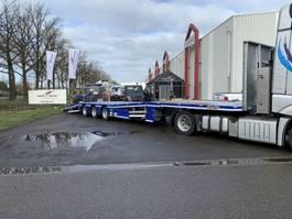 Satteltieflader Auflieger Aksoylu Semi dieplader autotransport tractor transport 6 weken levertijd 2020