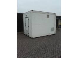 contenedor maritimo refrigerado Container 3.5 meter geisoleerde container