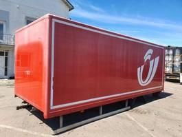 otros contenedores Ackermann Storage Container ALUMINIUM Container 2006