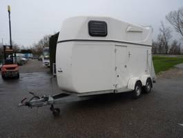 horse car trailer blommert T2 2 paard's trailer 2010