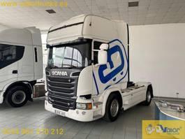 cabeza tractora Scania R520 2014