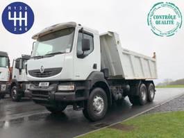 camion à benne basculante > 7.5 t Renault KERAX 380 DXI 2011