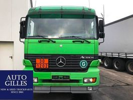 Tankwagen Mercedes Benz Actros 1835 L grüne Plakette 2003