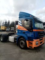 cab over engine Iveco Stralis 440.42 AT 440 T with tipper hydraulic 2014