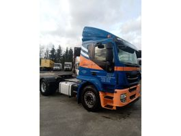 cab over engine Iveco AT 440 T with hydraulic 2014