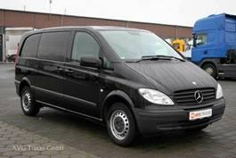 taxi bus Mercedes Benz 111 CDI Vito 5-Sitzer Klima 2009