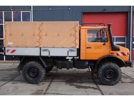 camião militar Unimog U 1300 L 1984