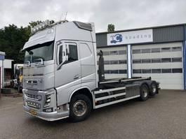samochód do przewozu kontenerów Volvo FH 540 haakarm 6x2 2014